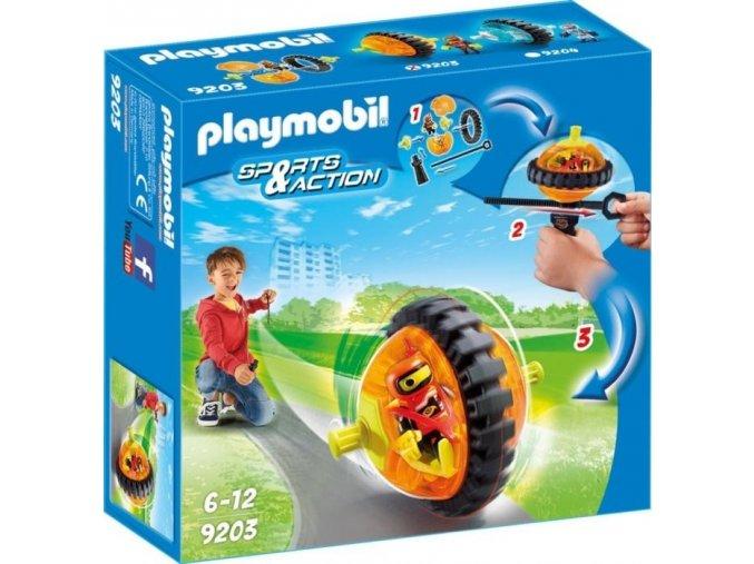 PLAYMOBIL® 9203 Speed Roller oranžový