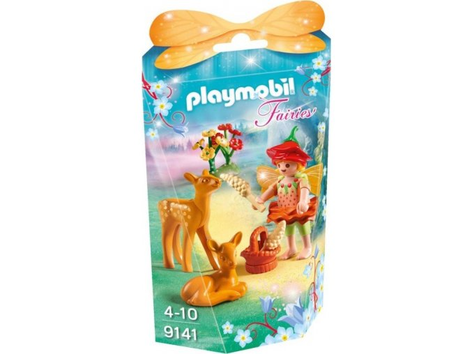 PLAYMOBIL® 9141 Víla a její přátelé Koloušek