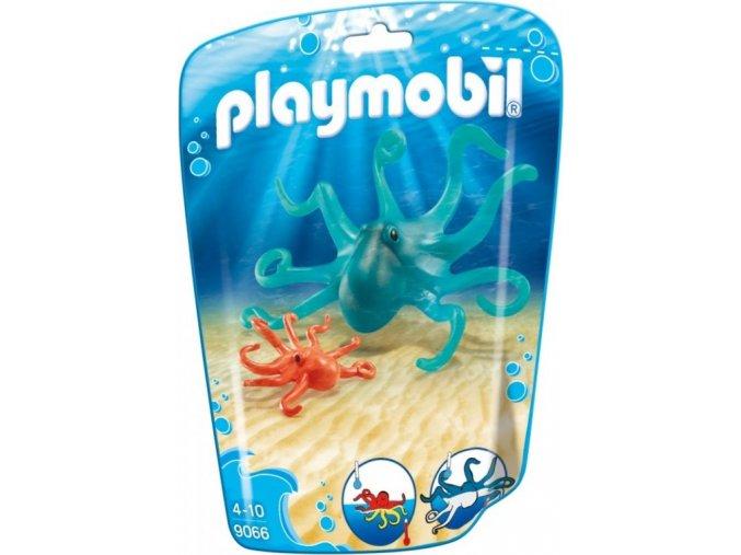 PLAYMOBIL® 9066 Chobotnice s mládětem