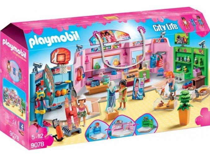 PLAYMOBIL® 9078 Nákupní centrum