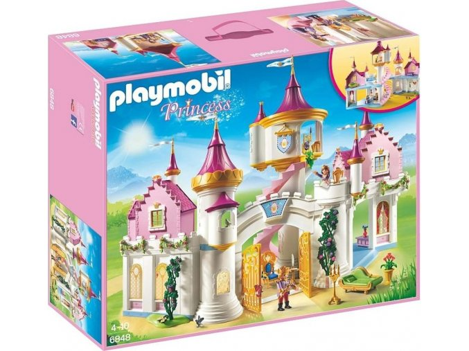 PLAYMOBIL® 6848 Zámek pro princeznu