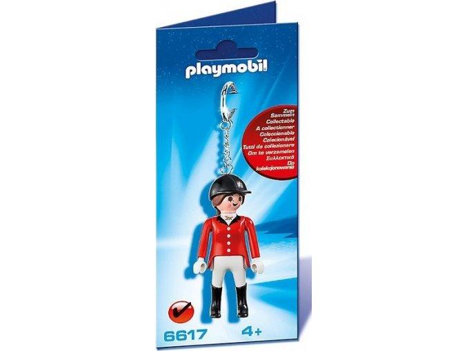 PLAYMOBIL® 6617 Přívěsek na klíče Jezdkyně