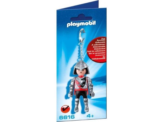 PLAYMOBIL® 6616 Přívěsek na klíče Rytíř