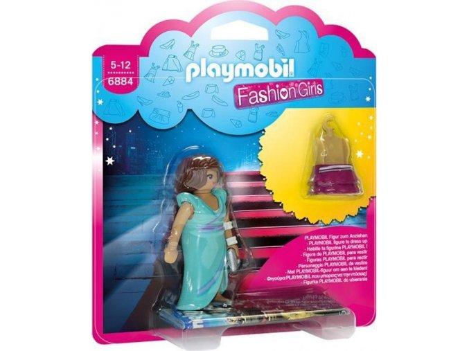 PLAYMOBIL® 6884 Módní dívka - Večírek