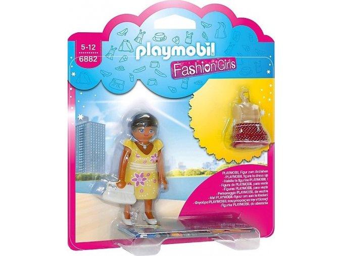PLAYMOBIL® 6882 Módní dívka - Léto