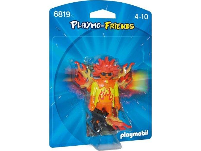 PLAYMOBIL® 6819 Ohnivý bojovník