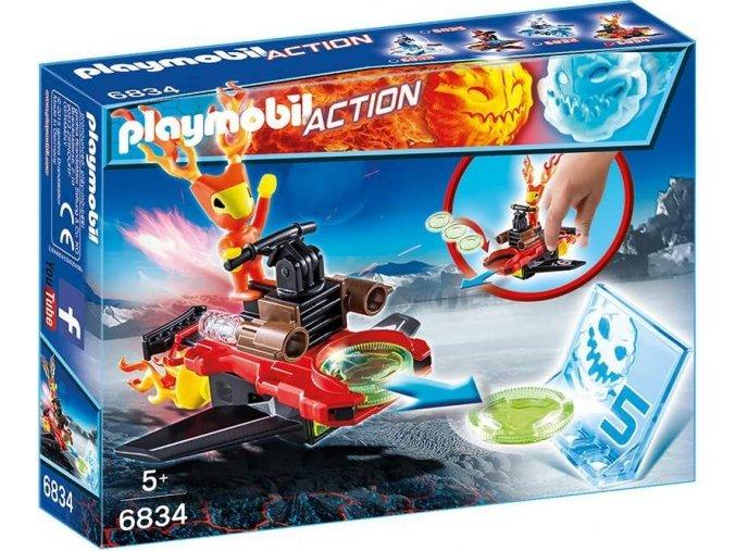 PLAYMOBIL® 6834 Sparky s letajícími disky