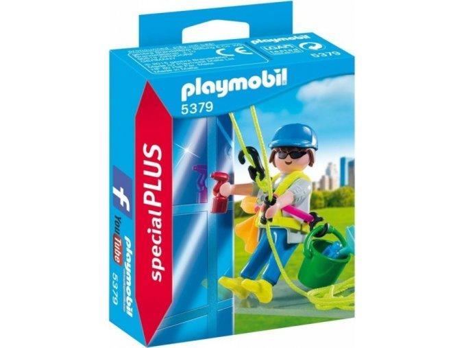 PLAYMOBIL® 5379 Umývač oken