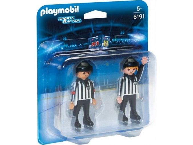 PLAYMOBIL® 6191 Hokejoví rozhodčí