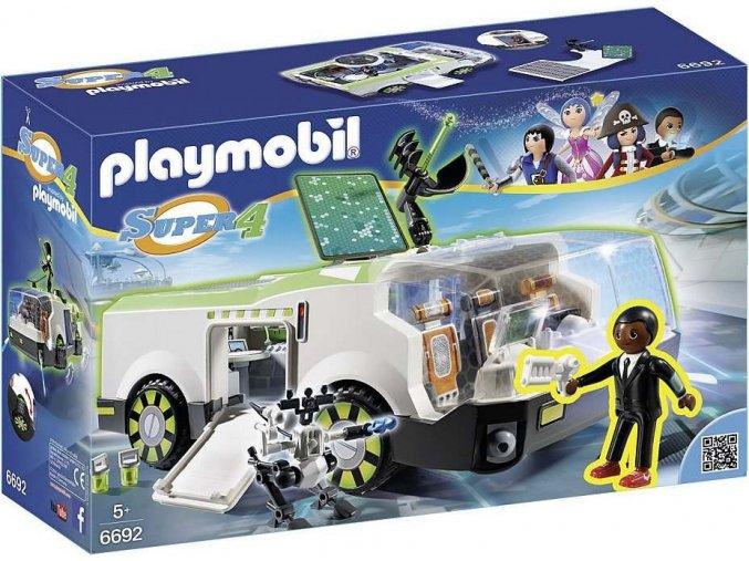 PLAYMOBIL® 6692 Techno Chameleon s agentem Genem