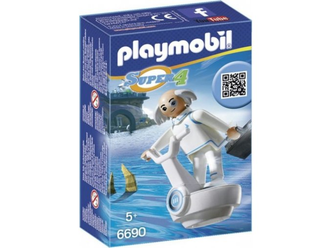 PLAYMOBIL® 6690 Dr. X