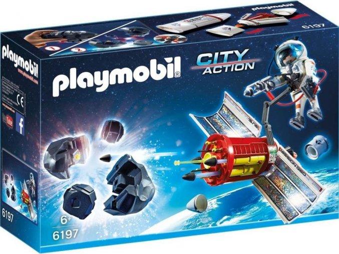 PLAYMOBIL® 6197 Laser na meteority