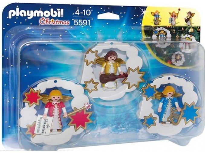 PLAYMOBIL® 5591 Vánoční andělé