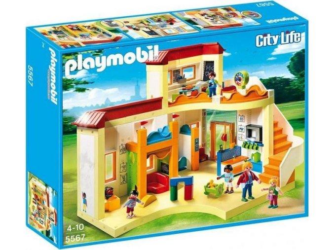 PLAYMOBIL® 5567 Mateřská škola