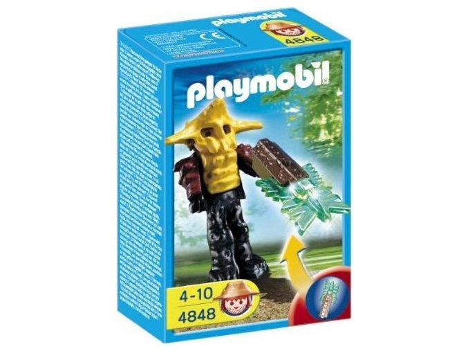 PLAYMOBIL® 4848 Strážce pokladu se zeleným paprskem