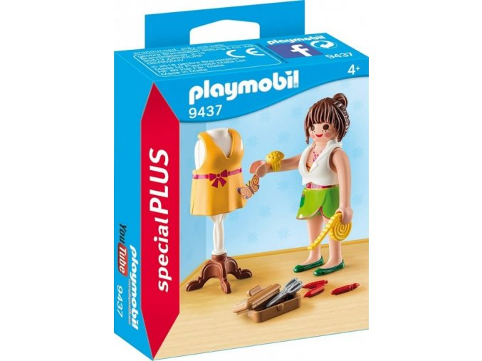 PLAYMOBIL® 9437 Módní návrhářka