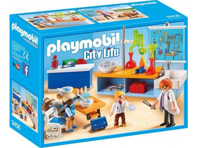 PLAYMOBIL® 9456 Učebna chemie