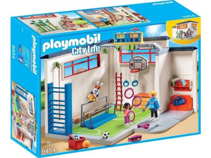 PLAYMOBIL® 9454 Tělocvična
