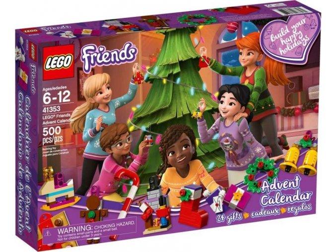LEGO Friends 41353 Adventní kalendář 2018