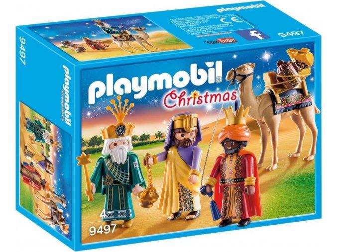 PLAYMOBIL® 9497 Tři králové