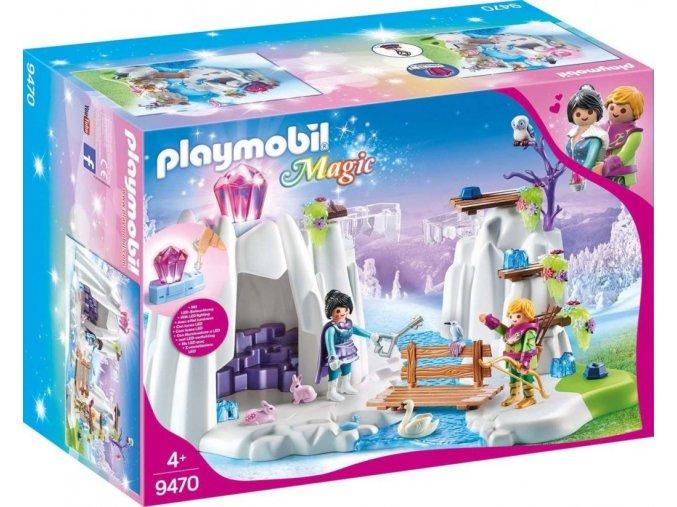 PLAYMOBIL® 9470 Hledání krystalu lásky
