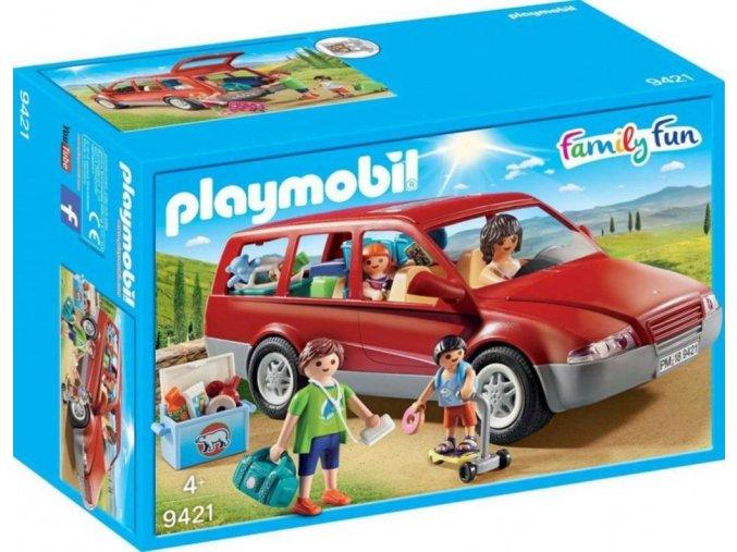 PLAYMOBIL® 9421 Rodinné auto na výlet