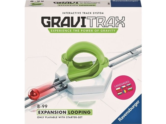 GraviTrax Rozšiřující sada Smyčka 27508