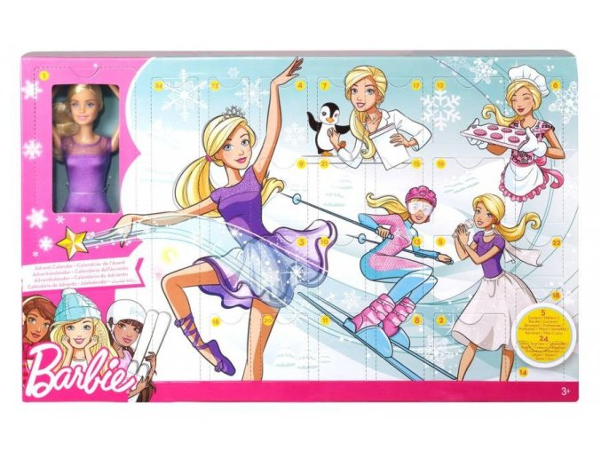 Barbie adventni kalendar 2018 FTF92 01
