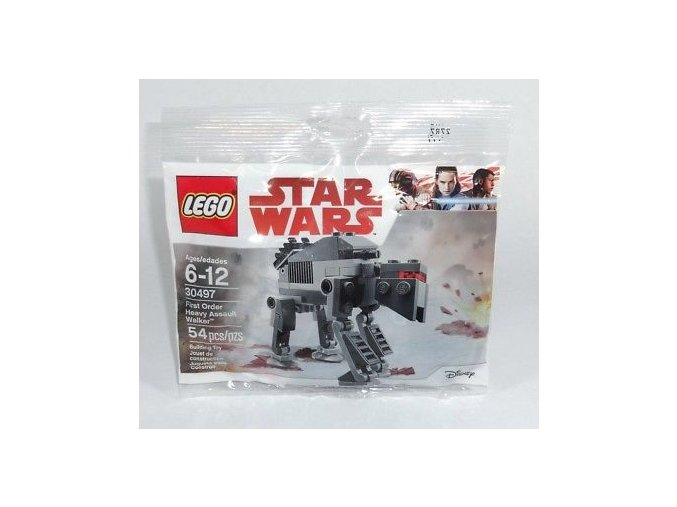 lego star wars 30497 first order heavy assault walker polybag 002