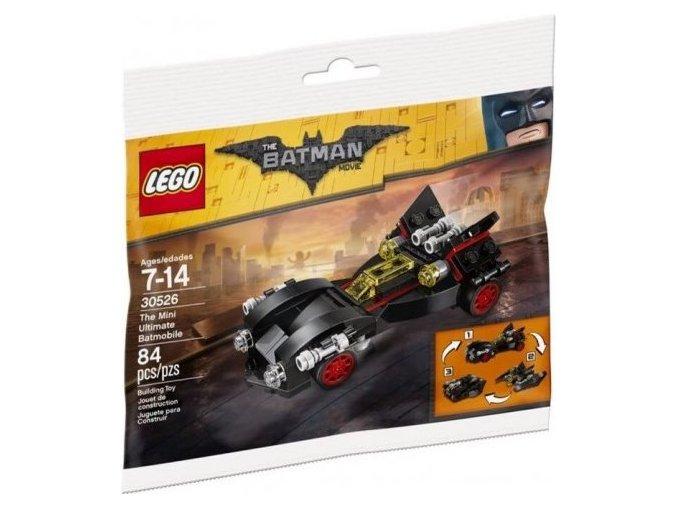 30526 lego batman the mini ultimate batmobile
