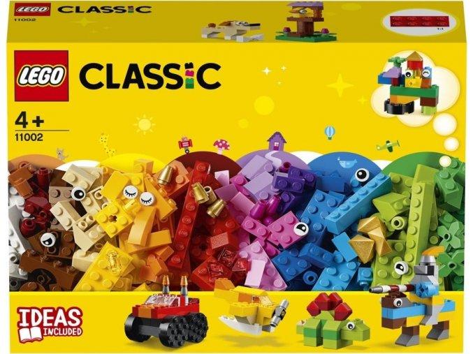 LEGO Classic 11002 Základní sada kostek