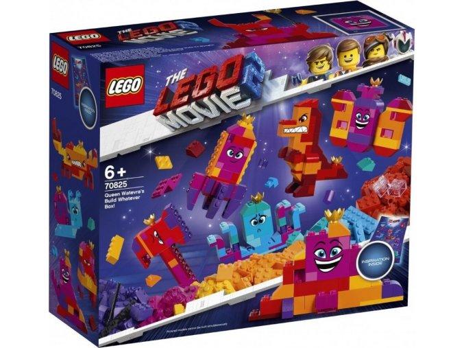 LEGO Movie2  70825 Neomezené modely královny Libovůle!