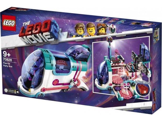 LEGO Movie2  70828 Vyklápěcí party autobus