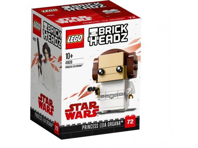 lego 41628 brickheadz princess leia