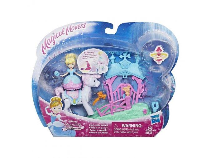 hasbro Disney princess staj pro popelcina ponika E0249 01