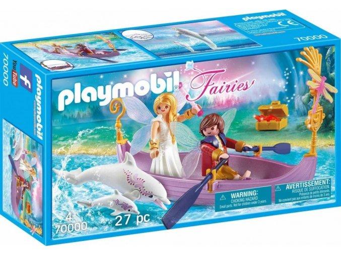 PLAYMOBIL® 70000 Romantická loď pro víly