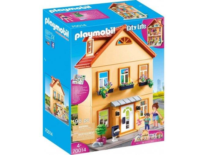 PLAYMOBIL® 70014 Městský dům