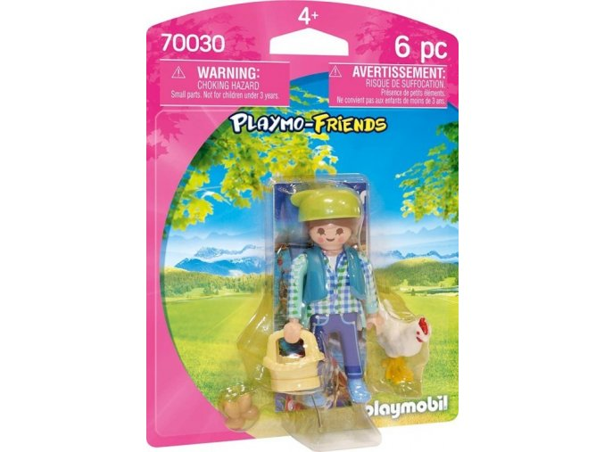 PLAYMOBIL® 70030 Farmářka