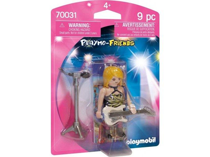 PLAYMOBIL® 70031 Rocková hvězda