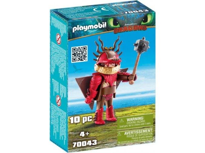 PLAYMOBIL® 70043 Snoplivec v létacím plášti