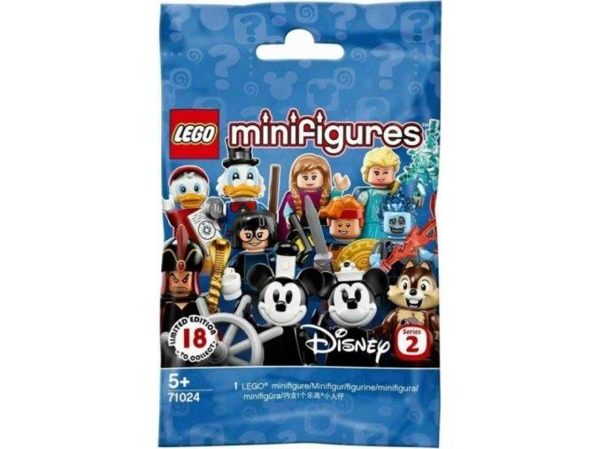 LEGO Minifigures 71024 Disney – 2. řada