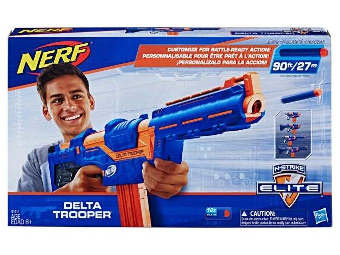 nerf delta trooper zbran
