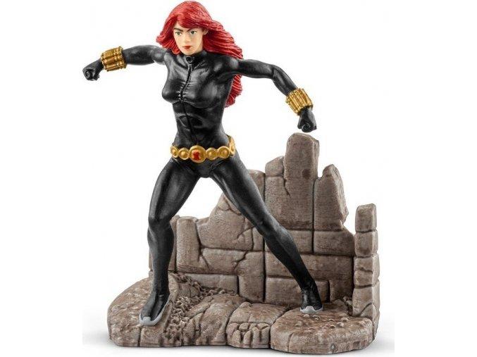 Schleich 21505 Figurka MARVEL - Black Widow