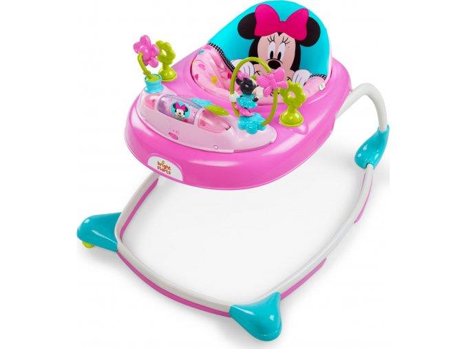 Disney baby Chodítko Minnie Mouse Peekaboo 6m+