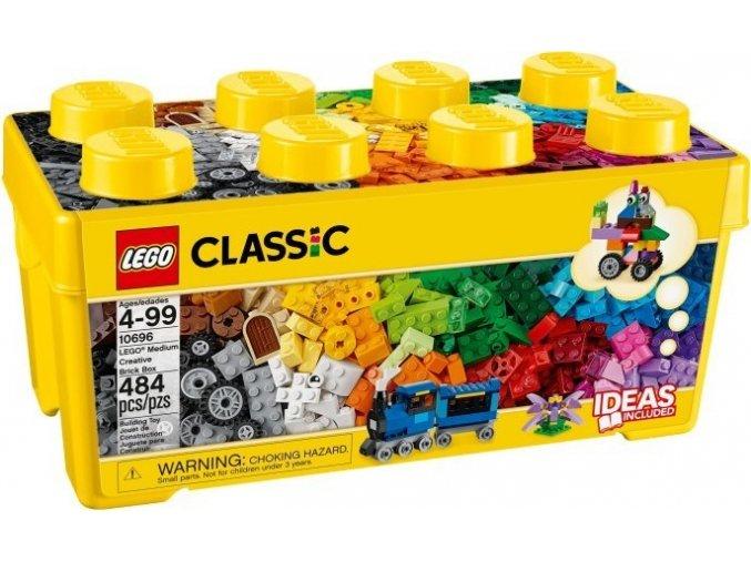 LEGO Creator 10696 Střední kreativní box LEGO