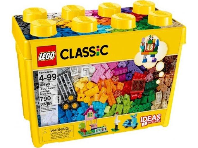 LEGO Creator 10698 Velký kreativní box LEGO