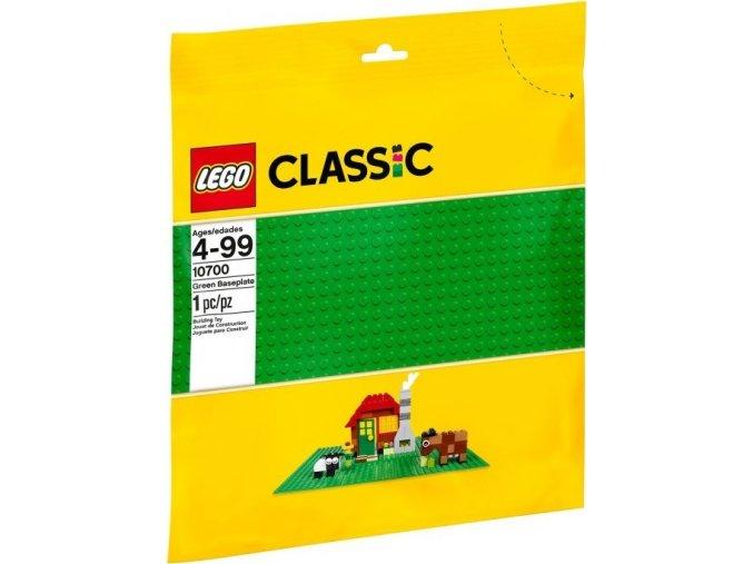 LEGO Creator 10700 Zelená podložka na stavění