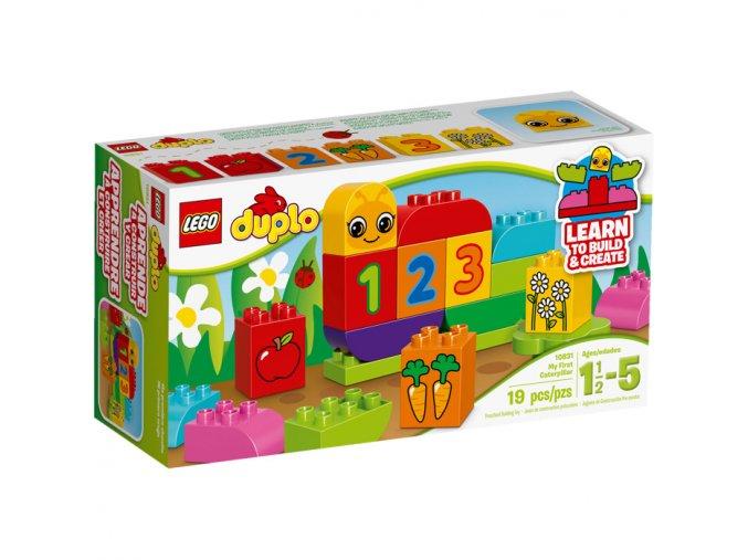 LEGO DUPLO 10831 Moje první housenka