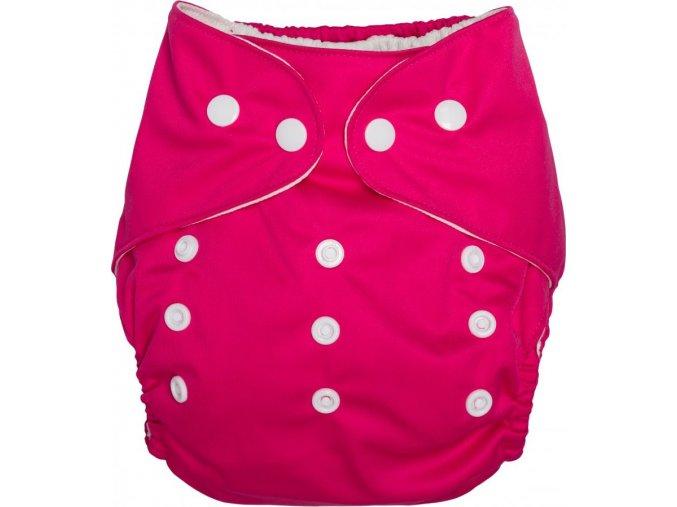 Gmini Kalhotky plenkové tm. růžová UNI