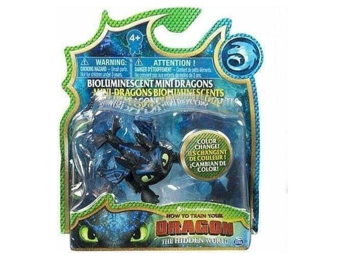 Draci 3 - Dragon Bezzubka měnící barvy